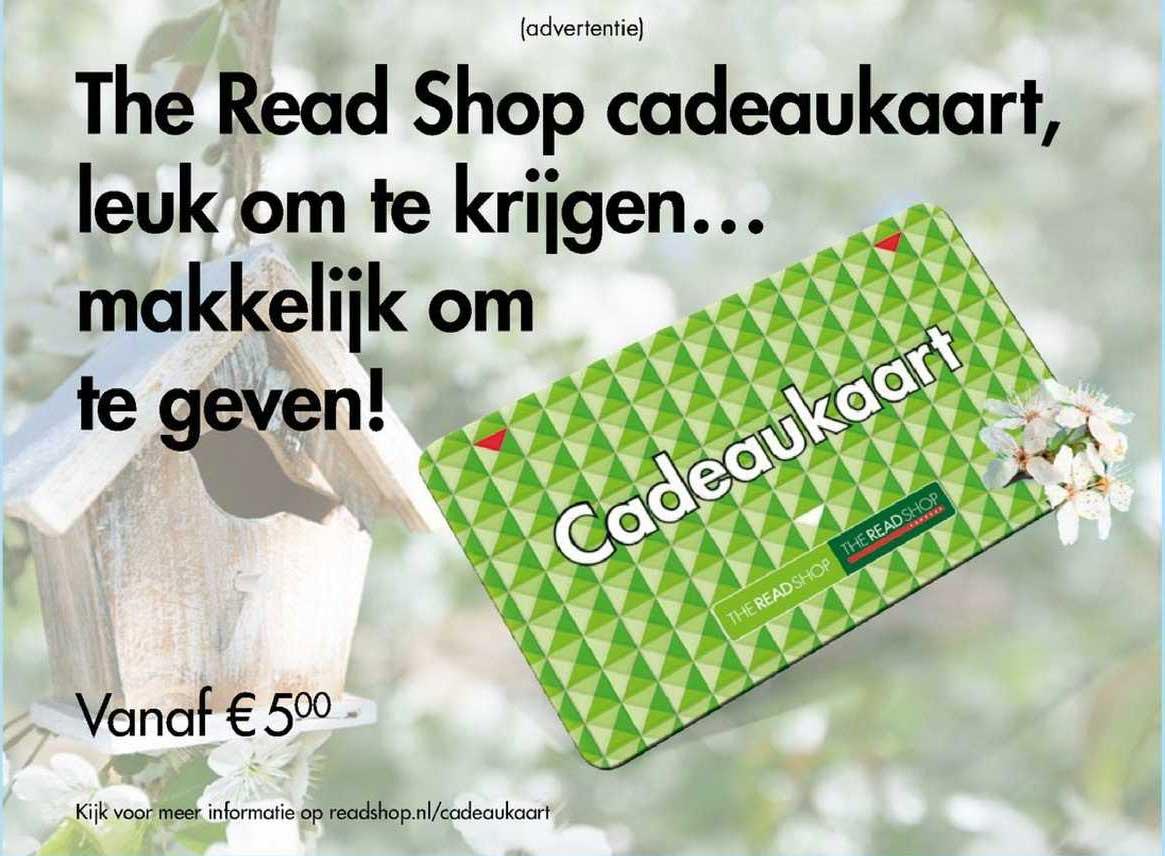 The Read Shop The Read Shop Cadeaukaart