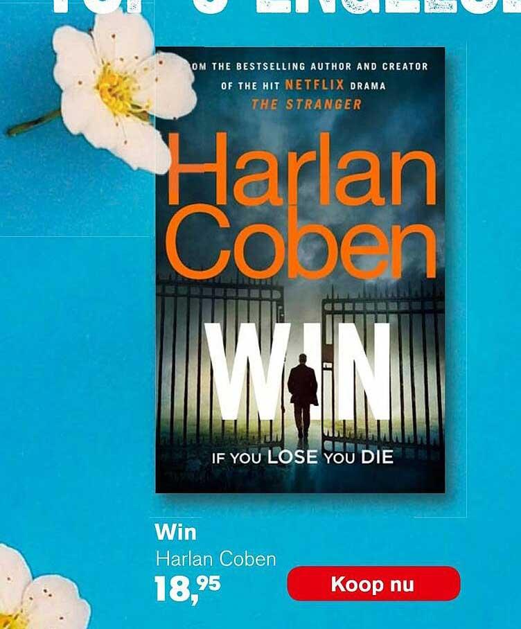AKO Win - Harlan Coben