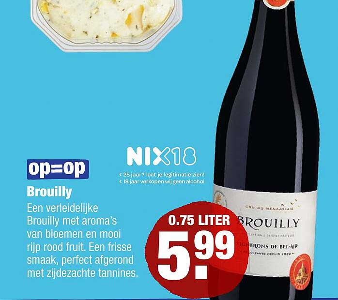 ALDI Brouilly