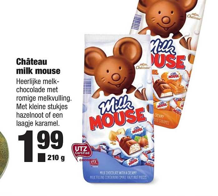 ALDI Château Milk Mouse