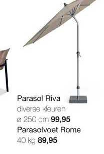 Boer Staphorst Parasol Riva Of Parasolvoet Rome