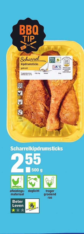 ALDI Scharrelkipdrumsticks