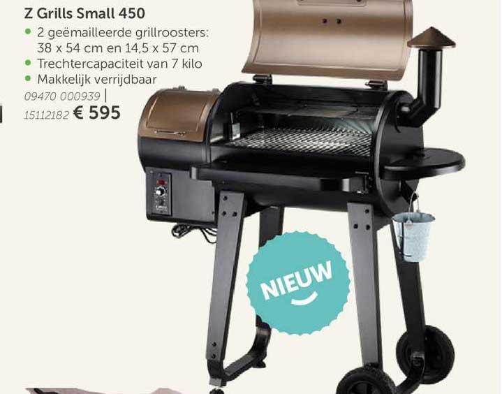 Aveve Z Grills Small 450