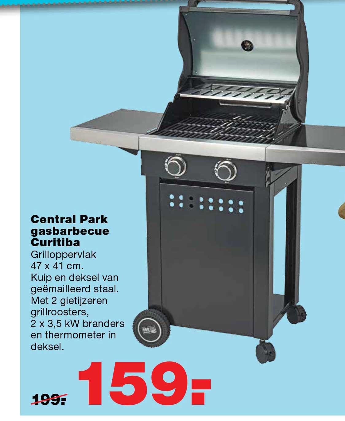 Central Park BBQ & Friends barbecue blazer | Central park