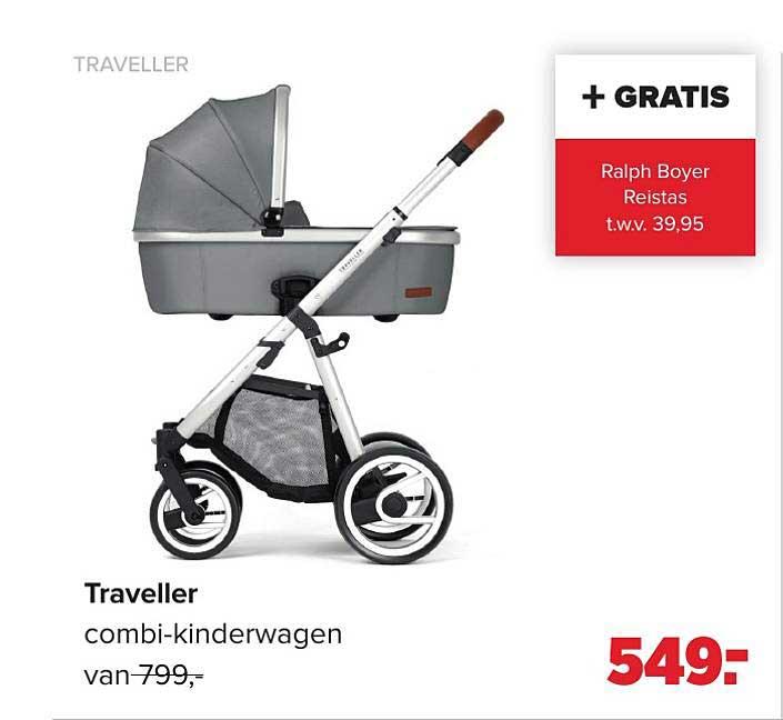 Baby-Dump Traveller Combi Kinderwagen