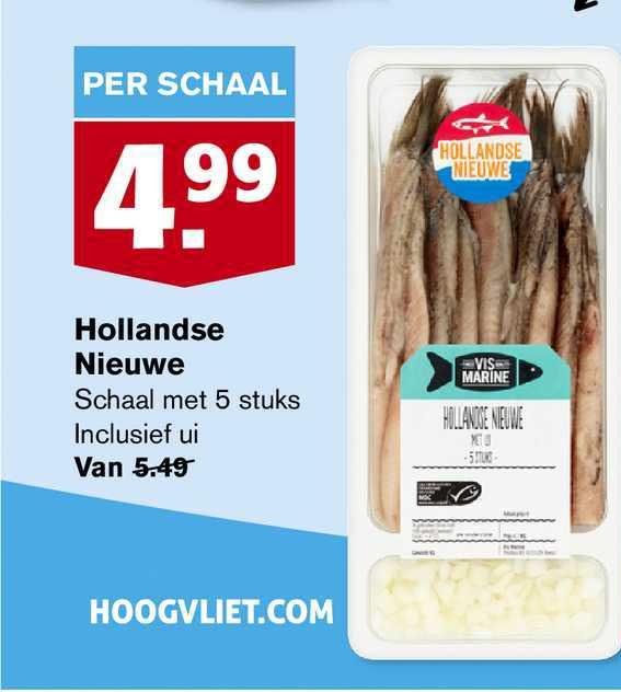 Hoogvliet Hollandse Nieuwe