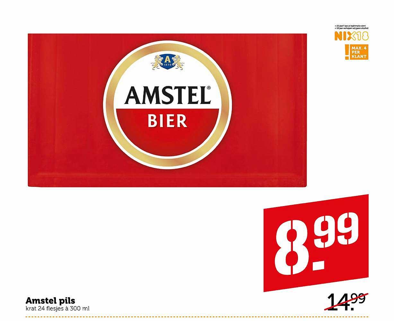 Coop Amstel Pils