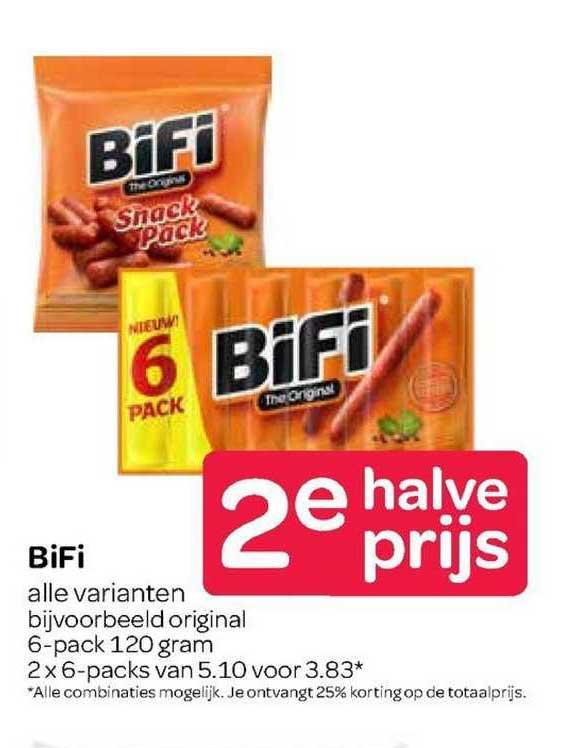Spar BiFi