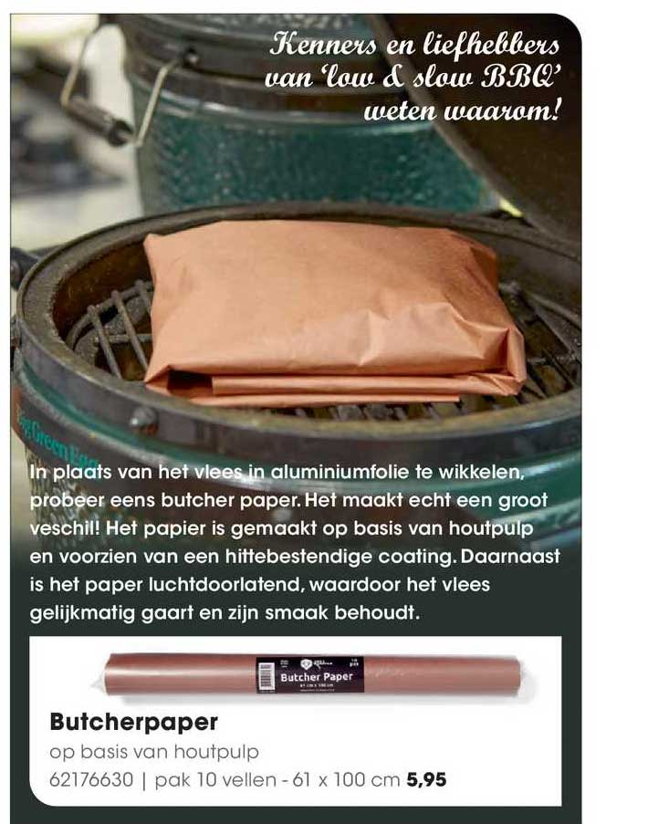 HANOS Butcherpaper