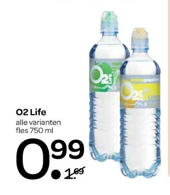 Spar O2 Life