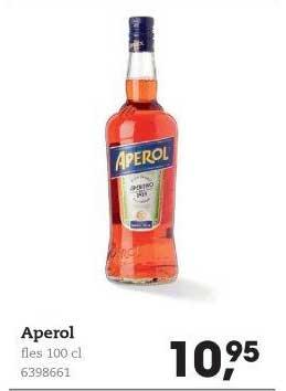 HANOS Aperol