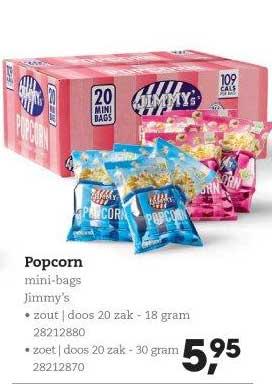 HANOS Popcorn