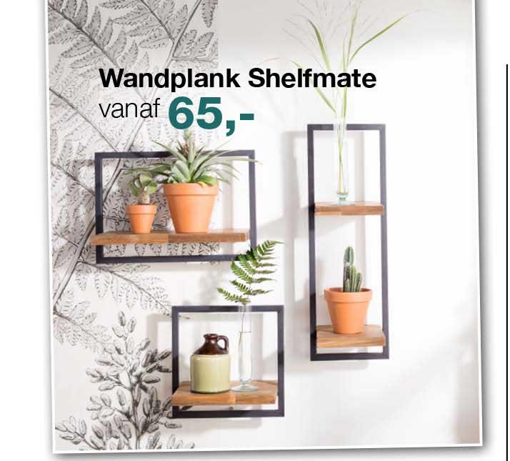 De Bommel Meubelen Wandplank Shelfmate