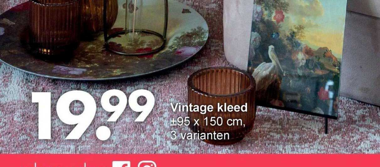 Wibra Vintage Kleed