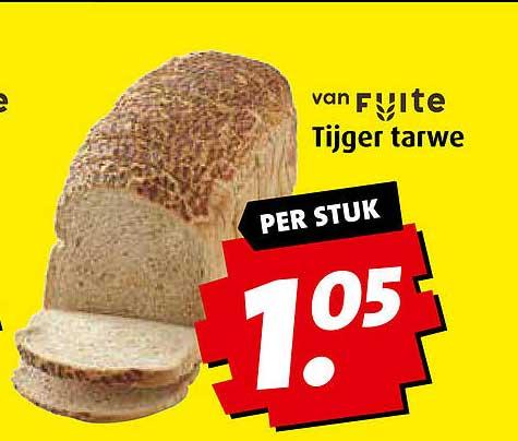 Boni Tijger Tarwe