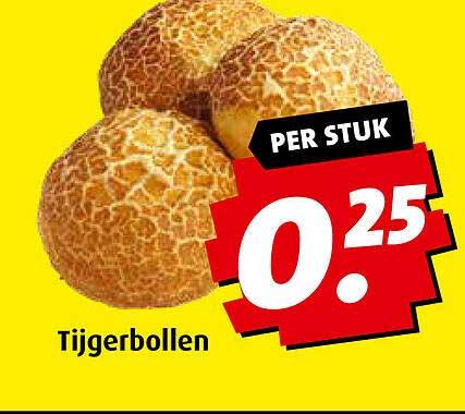 Boni Tijgerbollen