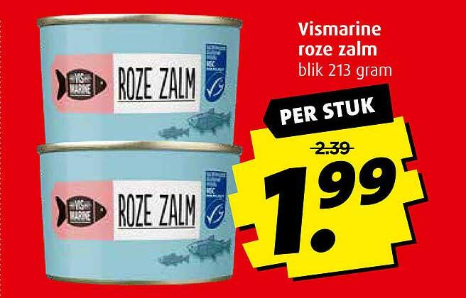 Boni Vismarine Roze Zalm