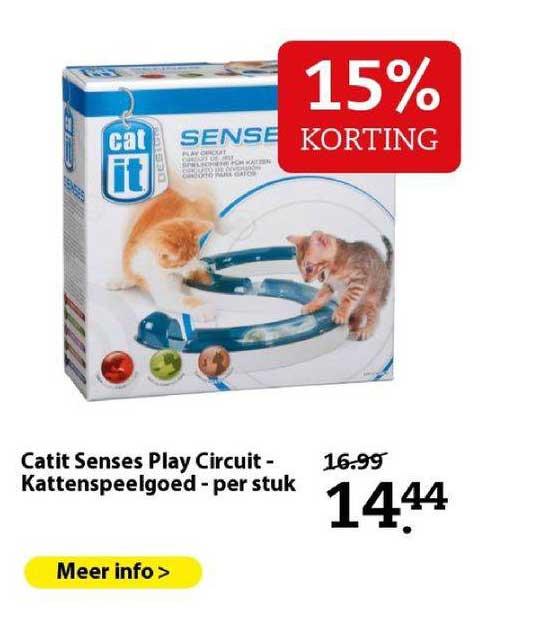Boerenbond Catit Senses Play Circuit - Kattenspeelgoed 15% Korting