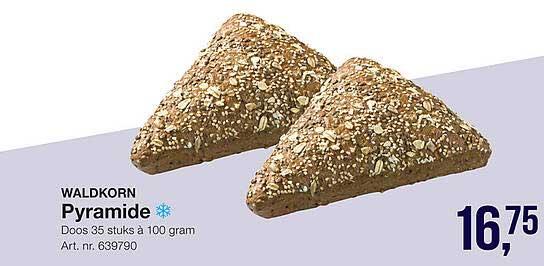 Bidfood Waldkorn Pyramide