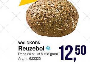 Bidfood Waldkorn Reuzebol