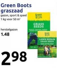 Action Green Boots Graszaad