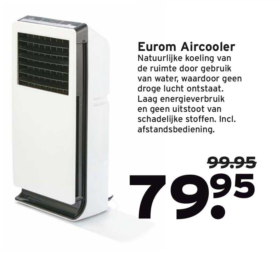 Gamma Eurom Aircooler