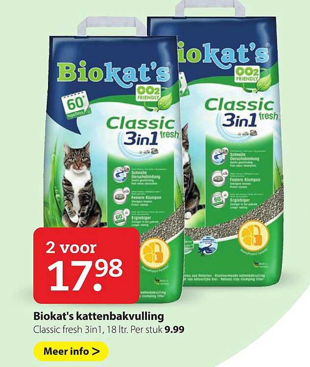 Boerenbond Biokat's Kattenbakvulling