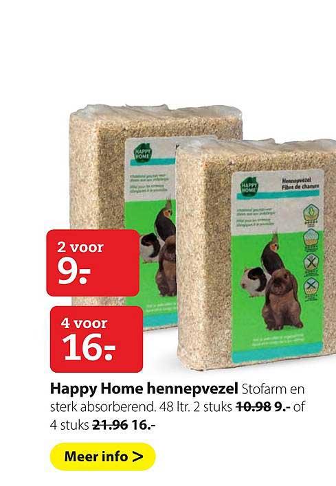 Boerenbond Happy Home Hennepvezel