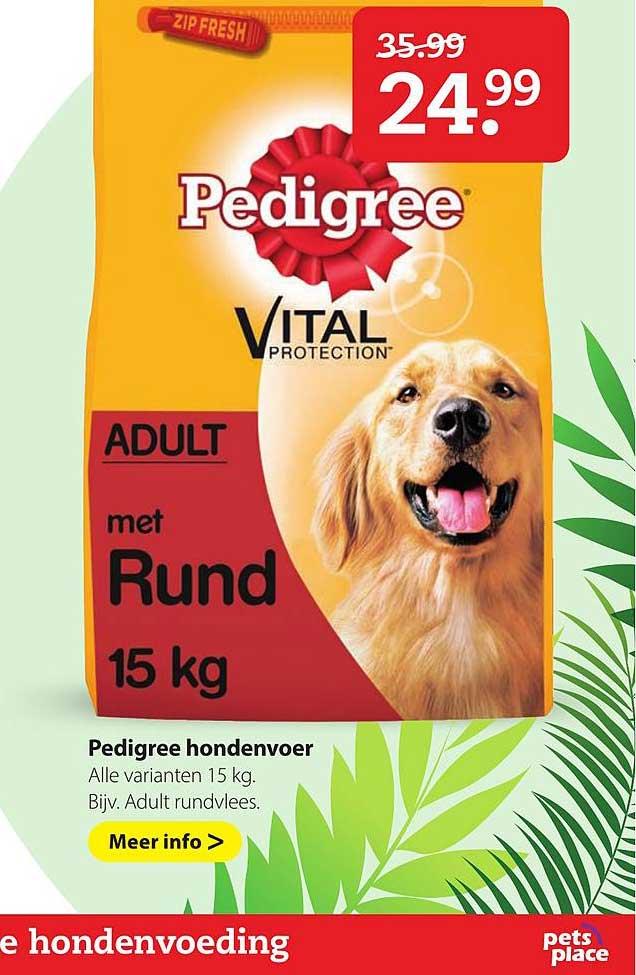 Boerenbond Pedigree Hondenvoer