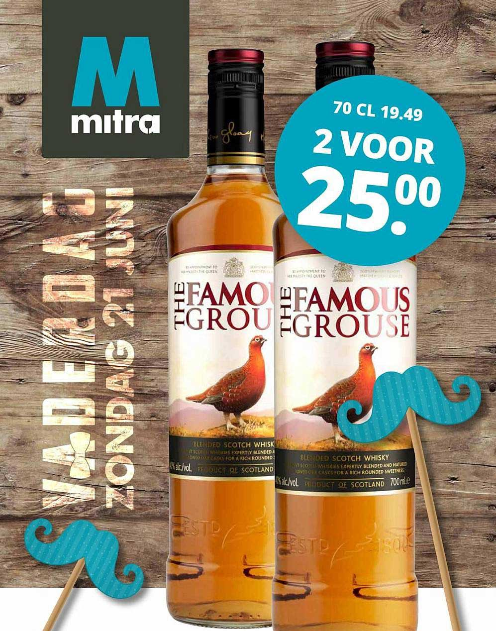 Mitra The Famous Grouse