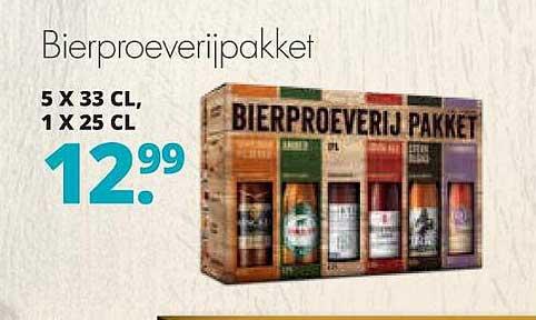 Mitra Bierproeverijpakket
