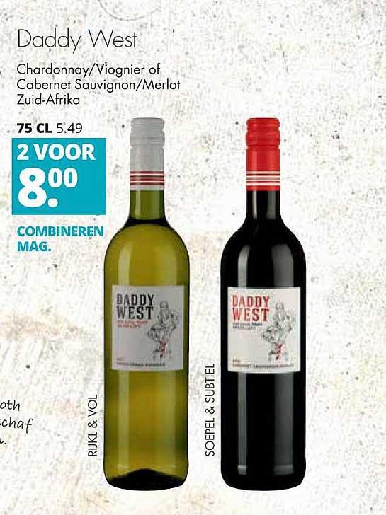 Mitra Daddy Wast Chardonnay-Viognier Of Cabernet Sauvignon-Merlot
