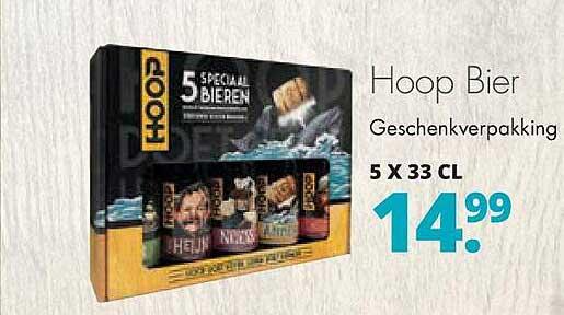 Mitra Hoop Bier Geschenkverpakking
