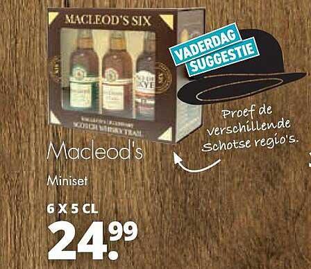 Mitra Macleod's Miniset