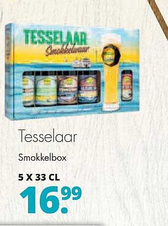 Mitra Tesselaar Smokkelbox