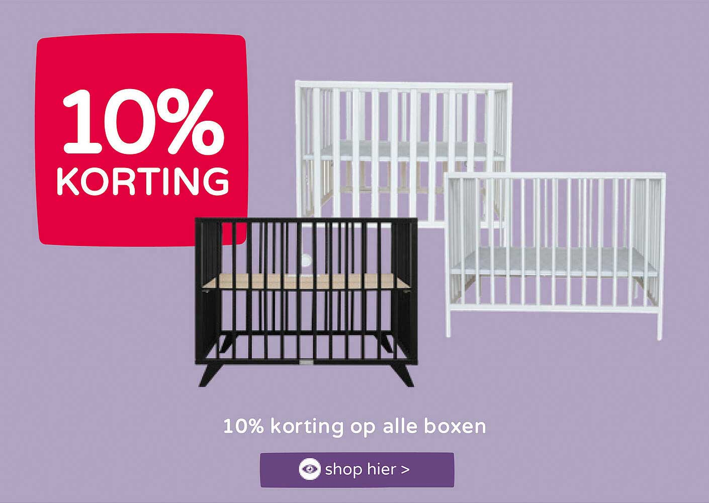 Prénatal 10% Korting Op Alle Boxen