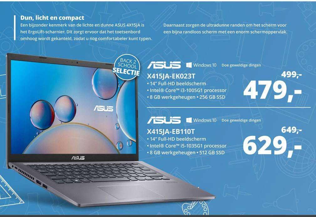 Paradigit Asus X415JA-EK023T Laptop Of Asus X415JA-EB110T Laptop