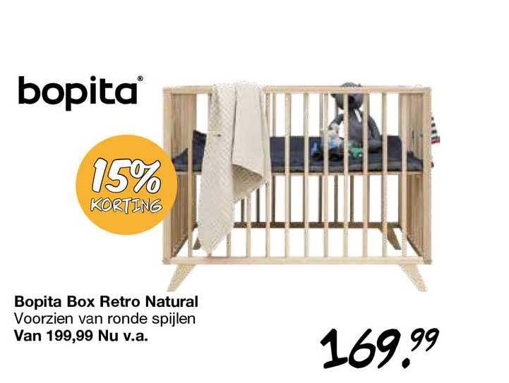 Van Asten Bopita Box Retro Natural 15% Korting