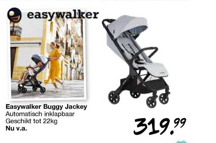 Van Asten Easywalker Buggy Jackey