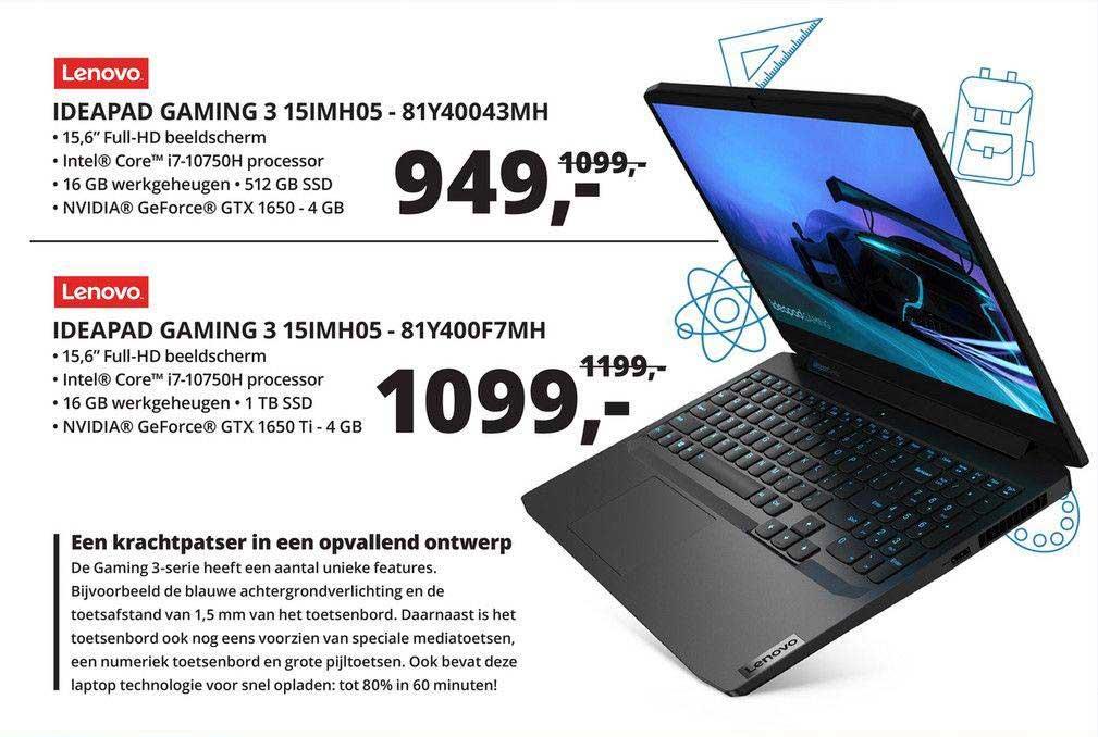 Paradigit Lenovo Ideapad Gaming 3 15IMH05-81Y40043MH Laptop Of Lenovo Ideapad Gaming 3 15IMH05 - 81Y400F7MH Laptop