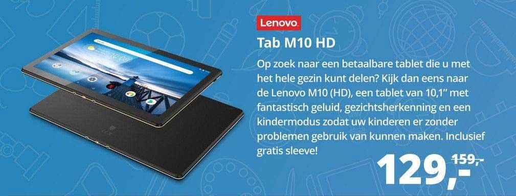 Paradigit Lenovo Tab M10 HD