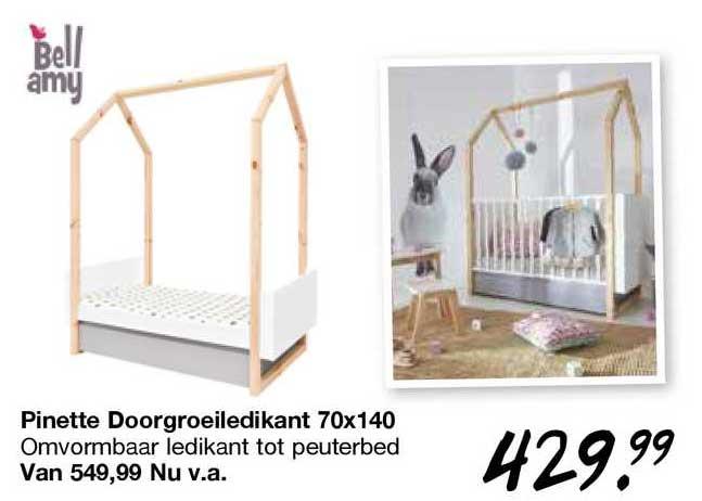 Van Asten Pinette Doorgroeiledikant 70x140