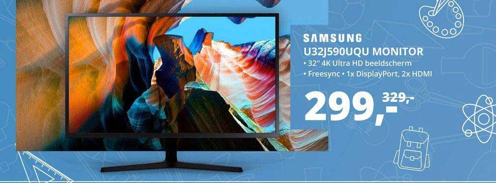 Paradigit Samsung U32J59UQU Monitor