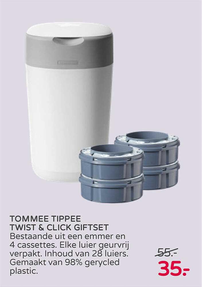 Prénatal Tommee Tippee Twist & Click Giftset