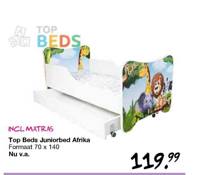 Van Asten Top Beds Juniorbed Afrika
