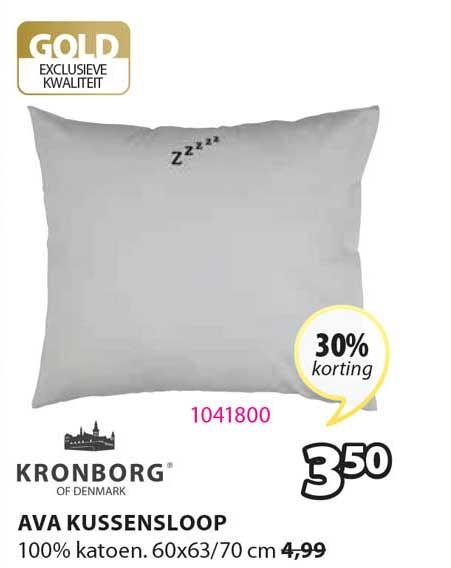 Jysk Ava Kussensloop 30% Korting