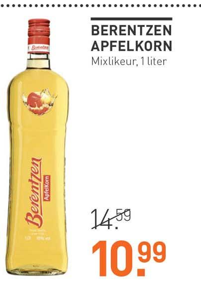 Gall & Gall Berentzen Apfelkorn