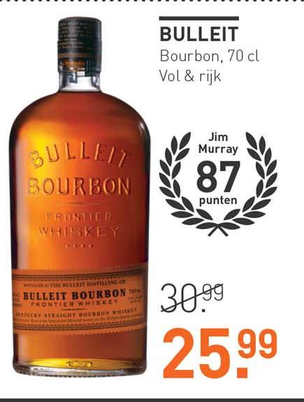 Gall & Gall Bulleit Bourbon