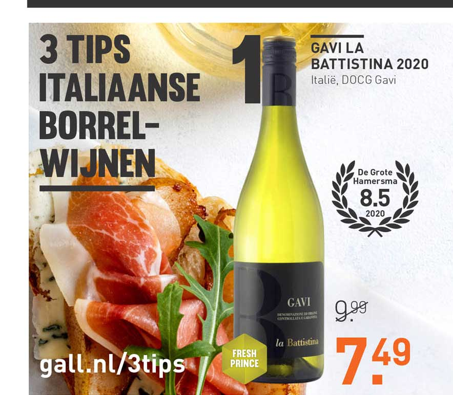 Gall & Gall Gavi La Battistina 2020