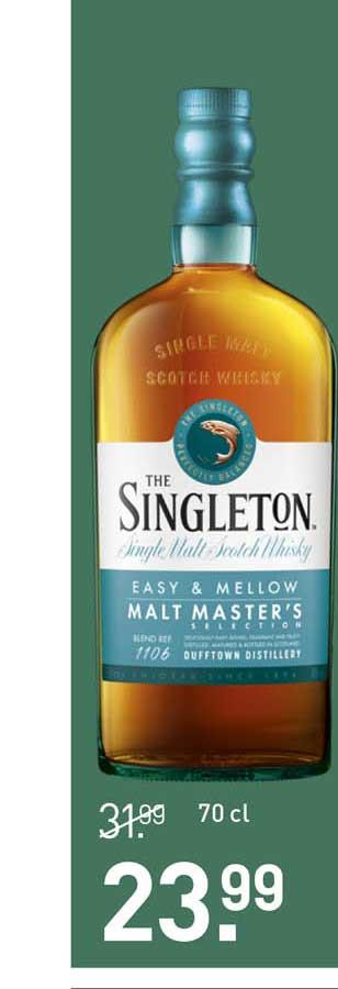 Gall & Gall The Singleton Scotch Whisky